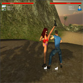 Арена Файтинг скриншот 1