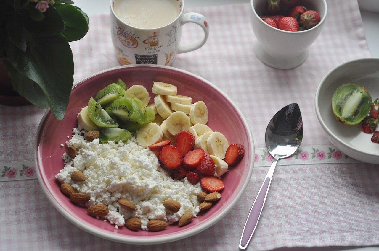 Правильный Завтрак Похудения.